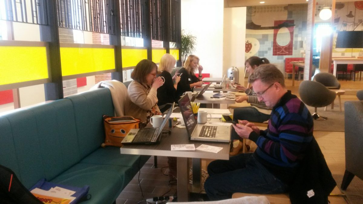 Coworking Liverpool at shared spaces