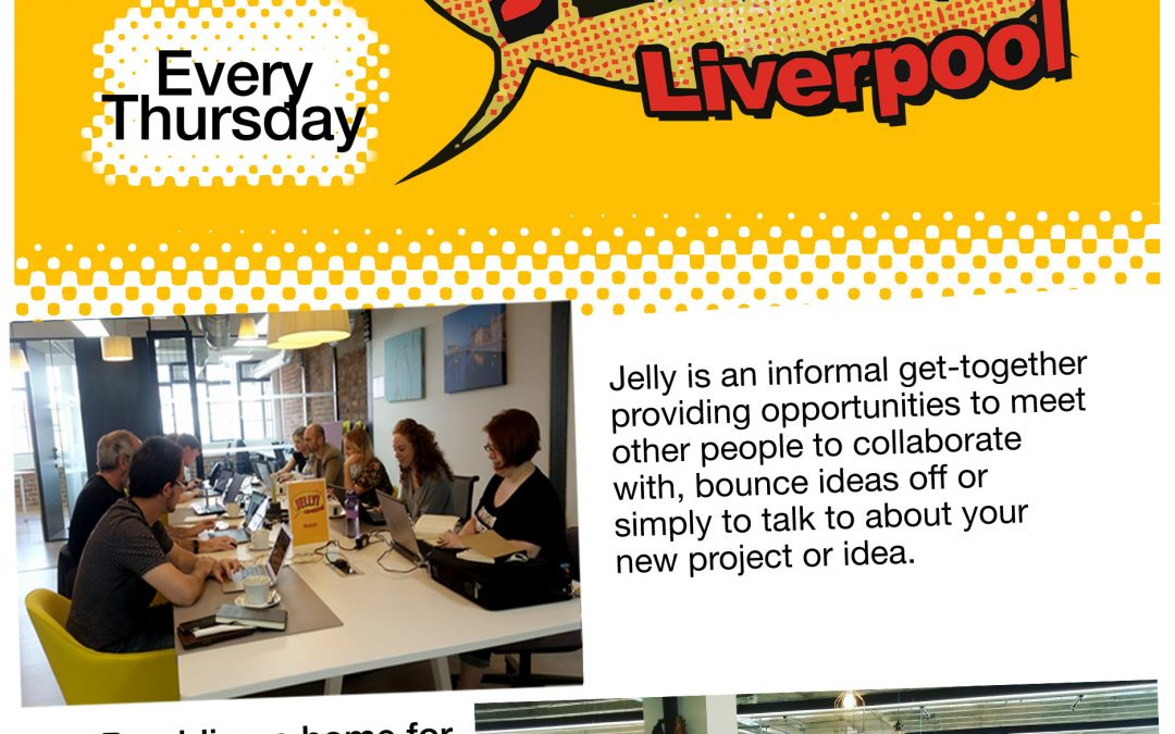 Coworking at DoES Liverpool